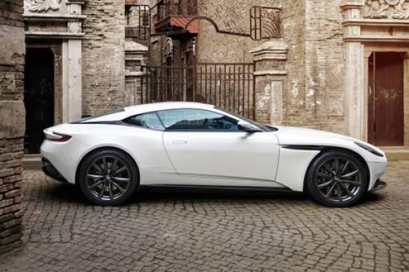 z57 - Aston Martin - o puro Inglês