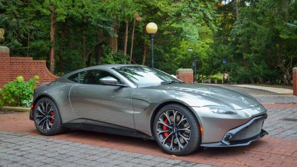 z59 - Aston Martin - o puro Inglês