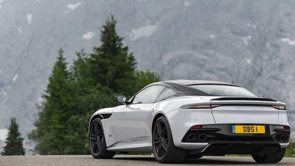 z60 - Aston Martin - o puro Inglês