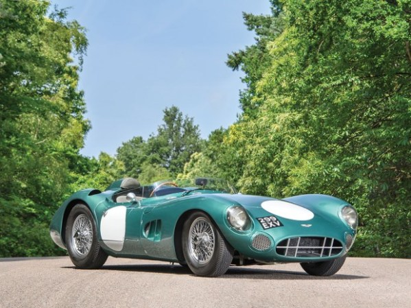 z61 - Aston Martin - o puro Inglês