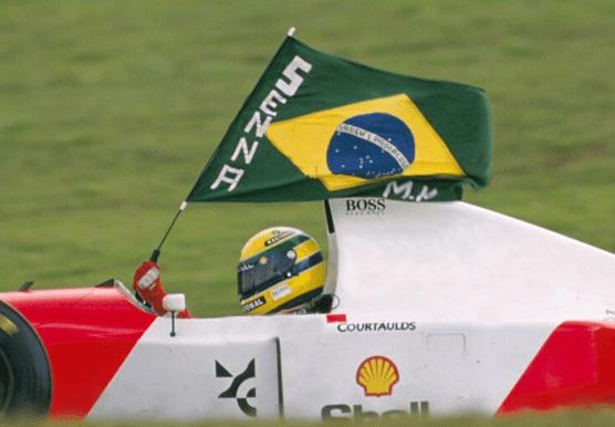 "z55 - ""Ayton Senna"" o eterno campeão"