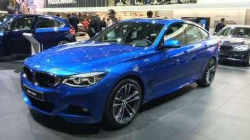 BMW Q3 Grand Turismo