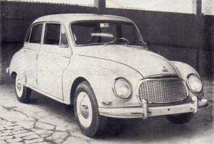 Grande DKW Vemag 1958