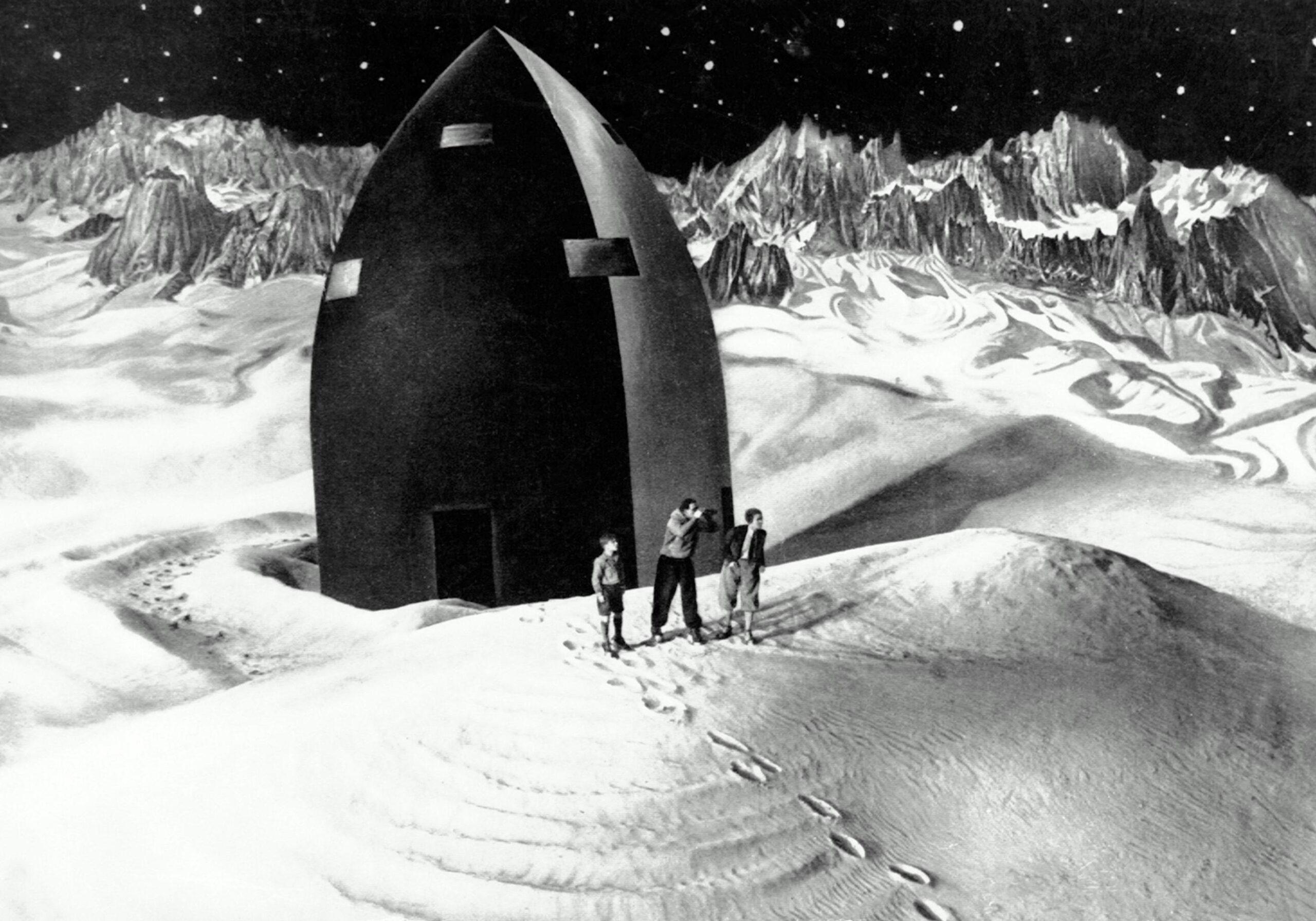 Mujer en la luna (1929)