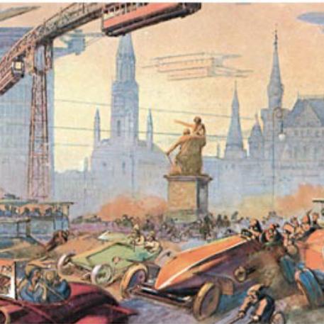 El pasado del futuro… en imágenes II