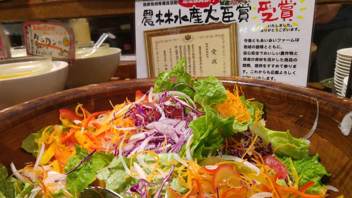 沖繩 – 菜多注意 だいこんの花 美里店 Daikon no Hana