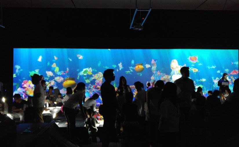 沖繩 – 沖縄県立博物館・美術館 開館10周年記念企画 「Learn&Play termLab Future Park-チームラボアイランド 学ぶ!未来の遊園地-