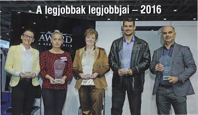 Hungarian Dental Award 2016 Az év szakasszisztense díjazottak Székely Viktória