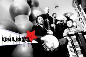 Kosia Brada, mai 2013 ( Bailleul,FestivalNordMagnetic, Fr)
