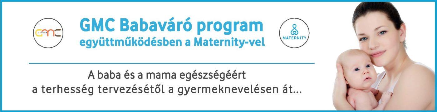 GMC Maternity Babaváró program