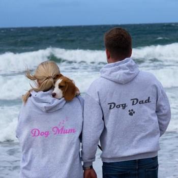 Dog Mum/Dog Dad – Hoodie