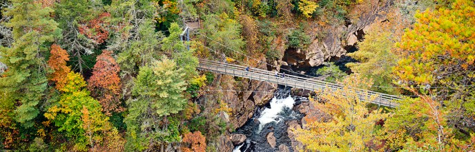 Image result for tallulah gorge state park
