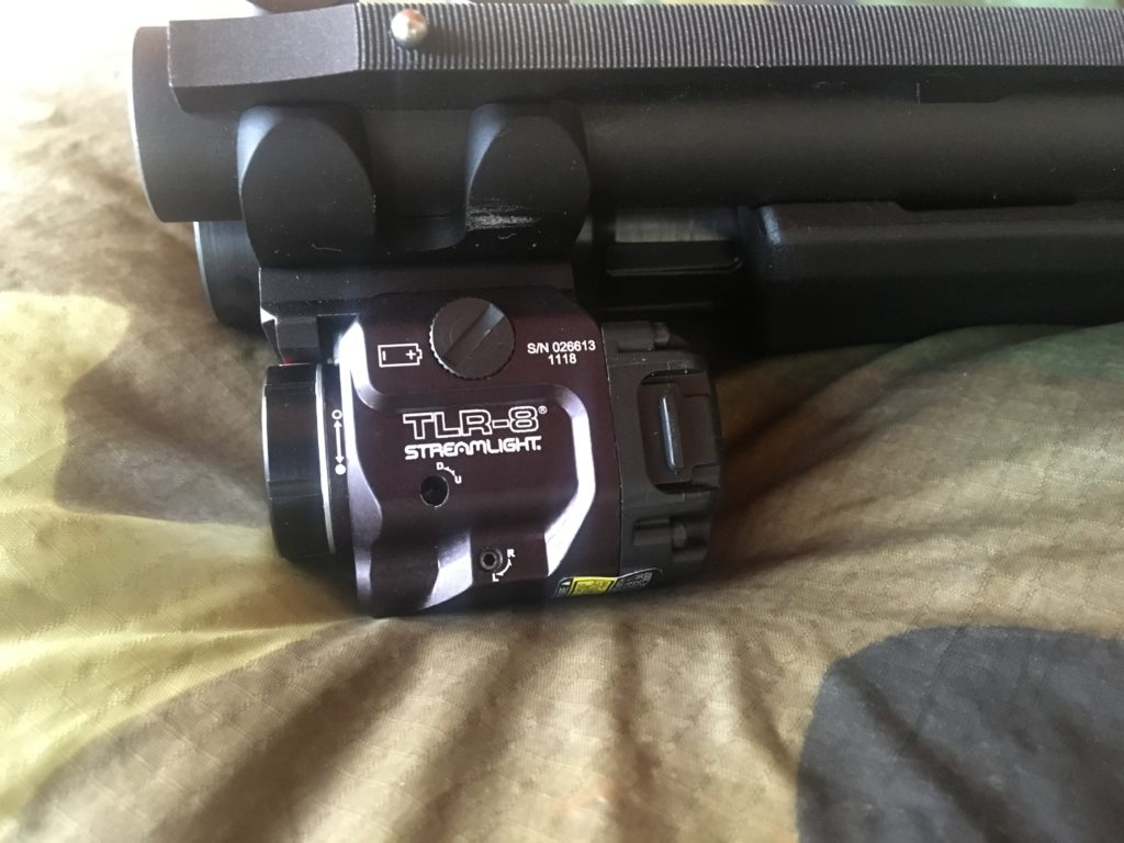 Tactical Profile Red Sight Laser Low Super