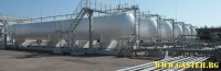 Warehouse for LPG Synergon Petroleum - stagе 2