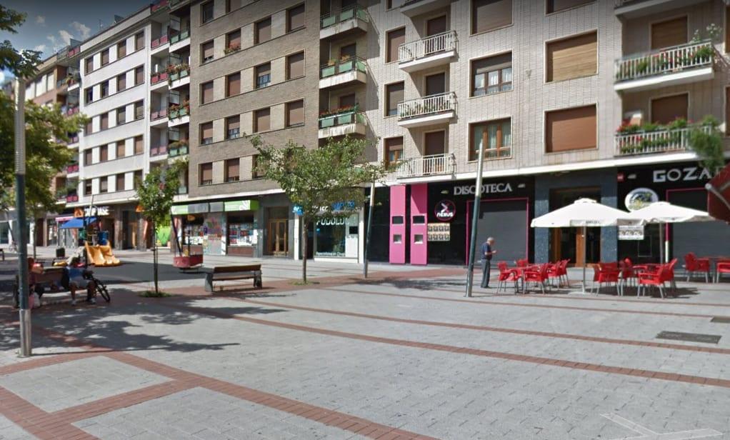 Plaza San Antón | Foto: MAPS