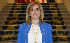 Amaia Barredo, concejala de Movilidad y Espacio Público y responsable de TUVISA en Vitoria