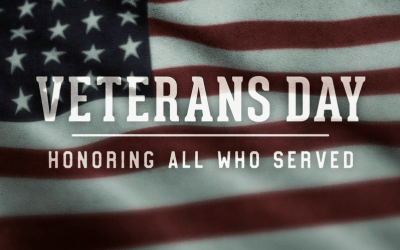 Observing Veterans Day