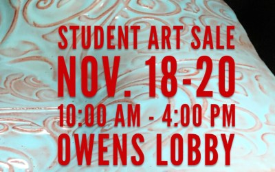 GCS Student Art Sale