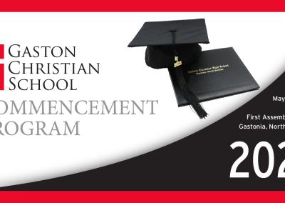 GCS Class of 2021 Graduation Ceremony VIDEO Download Link