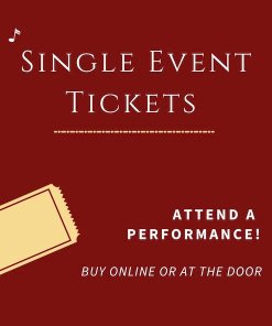 Single Event Tickets