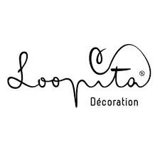 logo - Loopita - Trousse de toilette rose poudré
