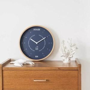 1C465776 657F 4288 9512 0FAA816824BD - Ocean Clock - Horloge  «Artic Blue»