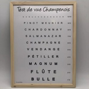FCBE7116 82EA 4A44 9F8B CC160597CC84 rotated - Les Cornichons - poster avec son cadre