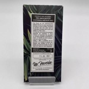 "IMG 2130 1 - Hasnaâ chocolat La Fèverie "" Asochivite 70%"""