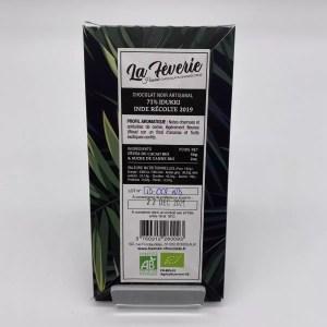 "IMG 2134 - Hasnaâ chocolat La Fèverie "" Idukki 71%"""