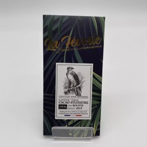 "IMG 2145 - Hasnaâ chocolat La Fèverie ""Cacao Sylvestre 75%"""