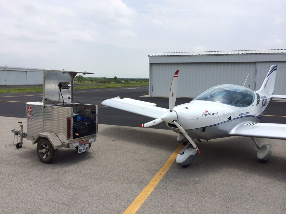Pro 110 Industrial with Piper Sport
