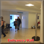 entrance hall for Hospital