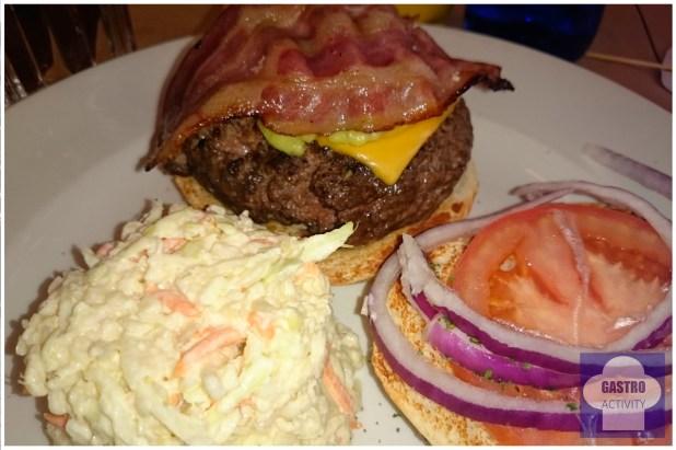Hamburguesa Bronx en New York Burger
