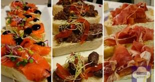 Pinchos restaurante La Colchonería
