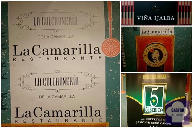 Empresas colaboradoras en el 15 Aniversario del Restaurante La Camarilla