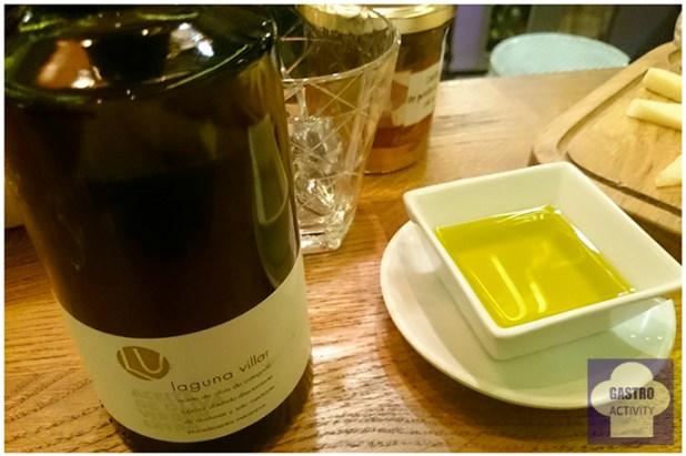 Aceite de oliva Laguna Villar Virgen Extra Sifon bodega colmado Madrid