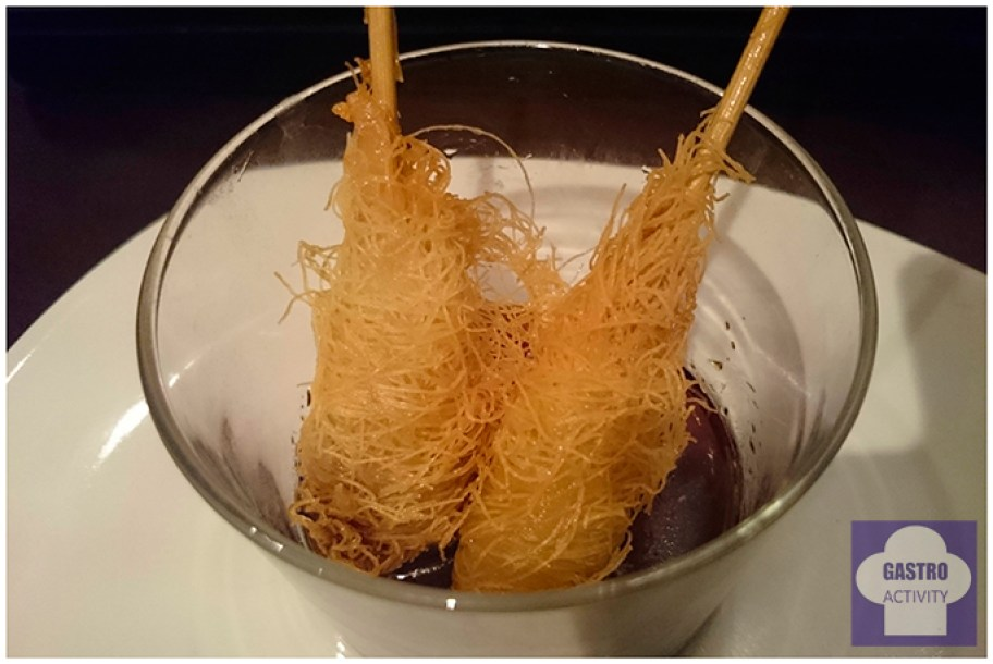 nido de langostinos taberna del chato madrid