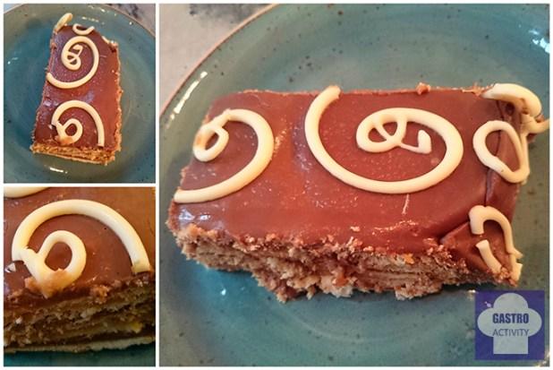 Tarta de la Abuela del restaurante Le Coco