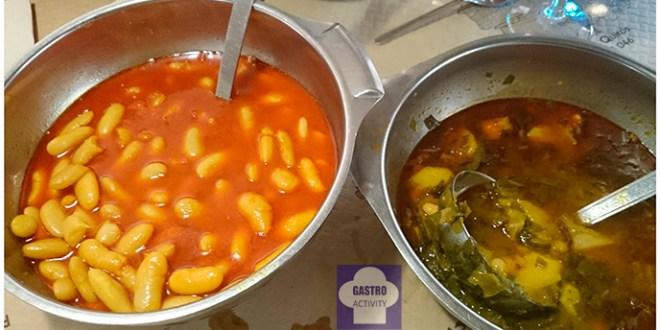 Fabada asturiana restaurante casa generosa Asturias