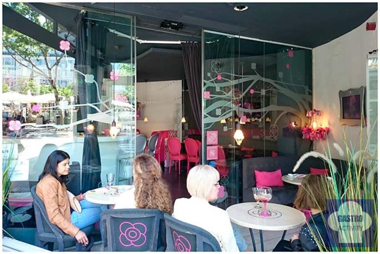 Terraza Miss Sushi Restaurante terrazas de Madrid