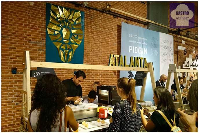 Restaurante Atalanta