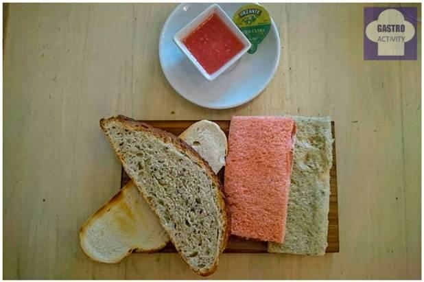 Sándwiches y Tostadas