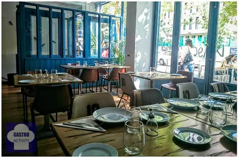 Comedor Restaurante La Pilla