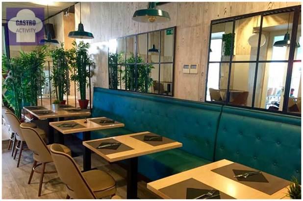 Comedor Restaurante 90 Grados Madrid