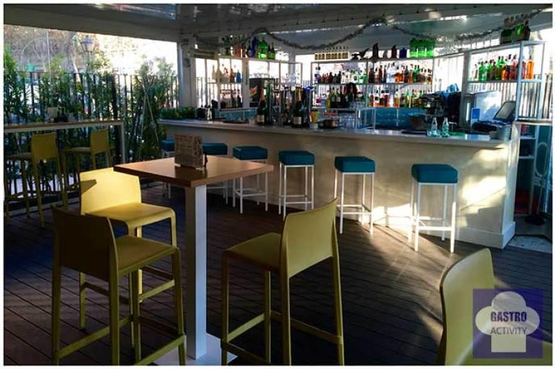 Restaurante 90 Grados Madrid Restaurante Random Dia de la Madre 2016