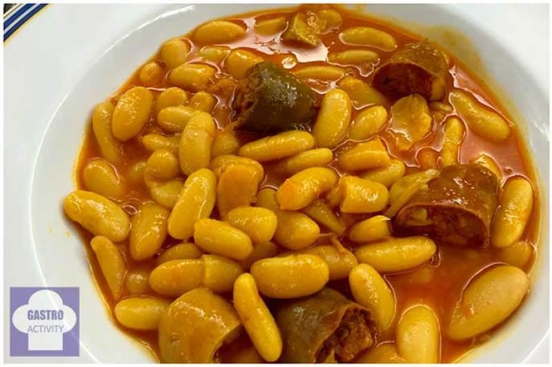 Restaurante La Hoja la Fueya Madrid Ruta de la Fabada
