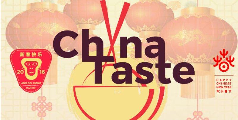 China Taste Madrid 2016