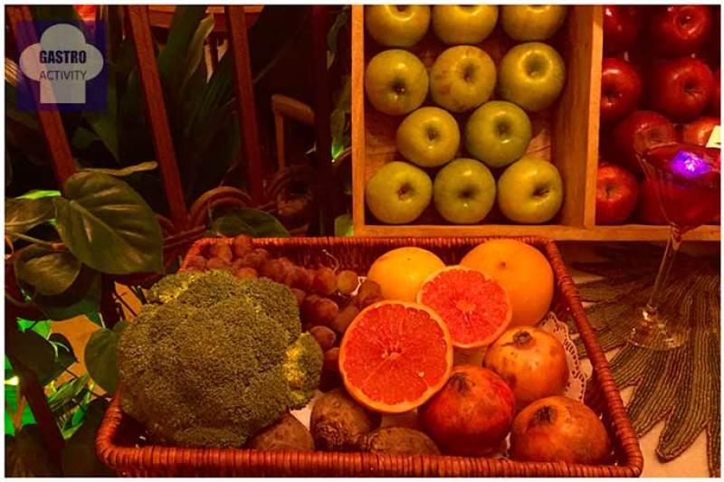 Frutas para elaborar los cócteles, zumos y batidos El Rincon Secreto de Salvador Bachiller
