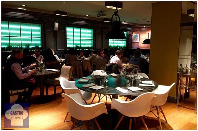 Restaurante Kotte Madrid