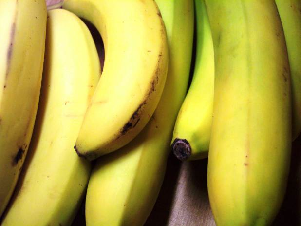 Platanos Alimentos de la Felicidad
